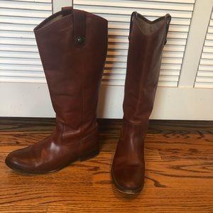 Frye high boots